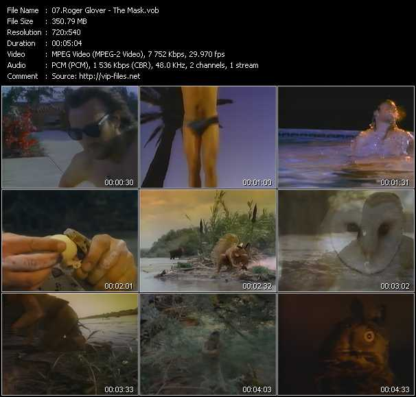 Roger Glover video screenshot