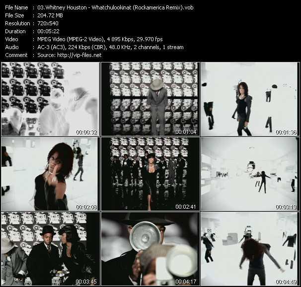 video Whatchulookinat (Rockamerica Remix) screen
