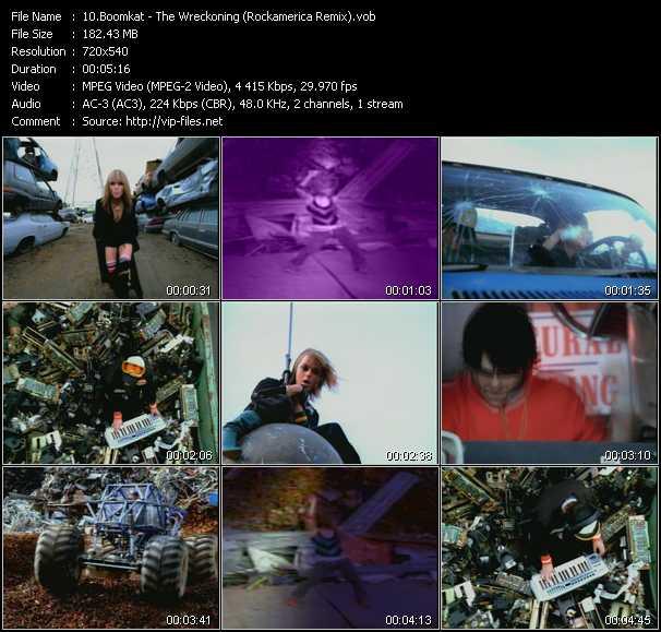 Boomkat video screenshot