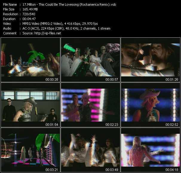 Milton video screenshot