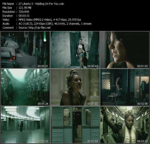 Liberty X video screenshot
