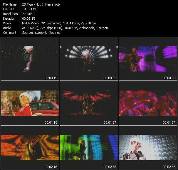 Tiga video screenshot