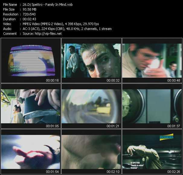 Dj Spettro video screenshot