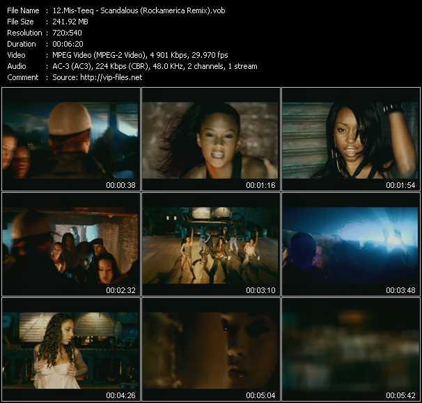 Mis-Teeq video screenshot
