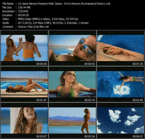 Jason Nevins Presents Holly James video screenshot