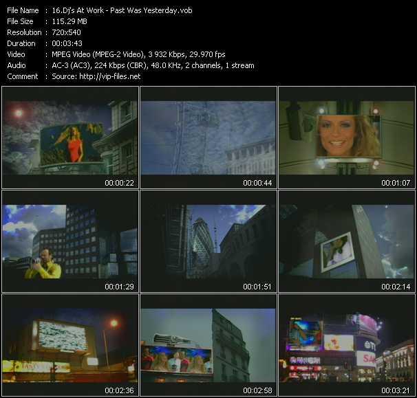 Djs Work video screenshot