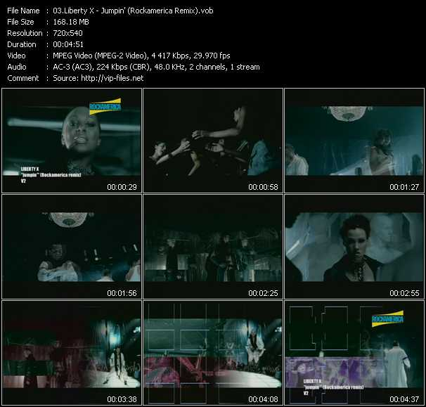 Liberty X video screenshot