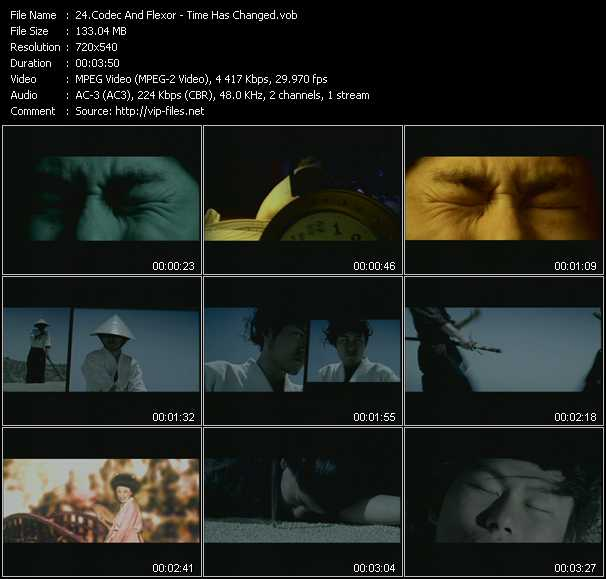 Codec And Flexor video screenshot