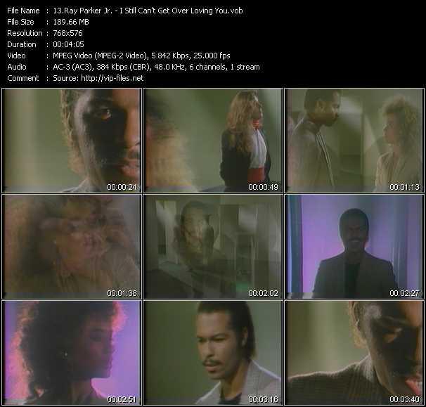 Ray Parker Jr. video screenshot