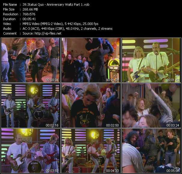 video Anniversary Waltz Part 1 screen