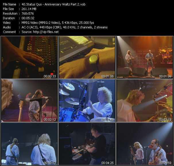 video Anniversary Waltz Part 2 screen