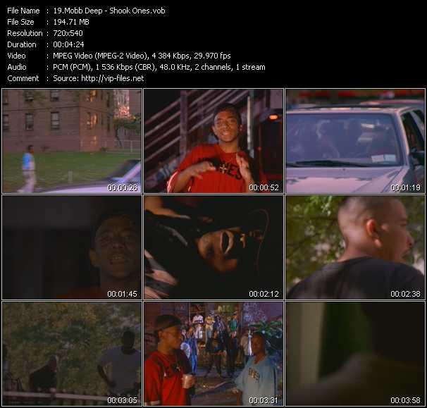 Mobb Deep video screenshot