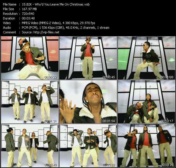 B2K video screenshot