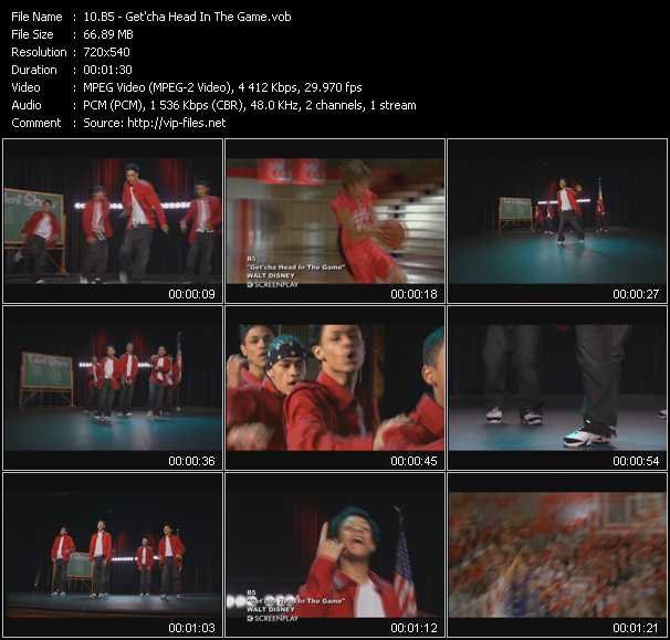 B5 video screenshot