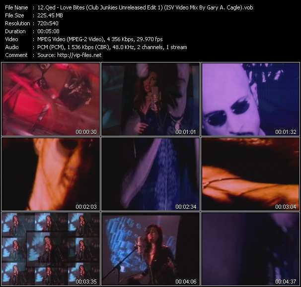 Qed video screenshot