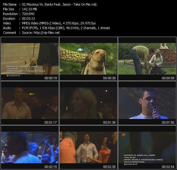 Maximus Vs. Banks Feat. Jason video screenshot