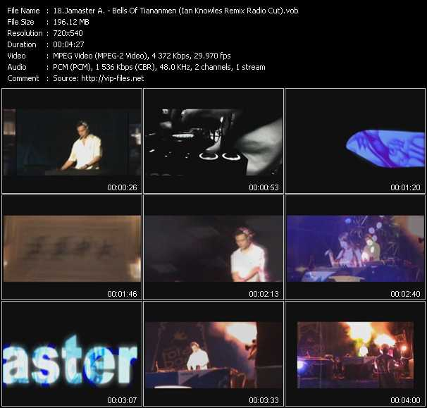 Jamaster A. video screenshot