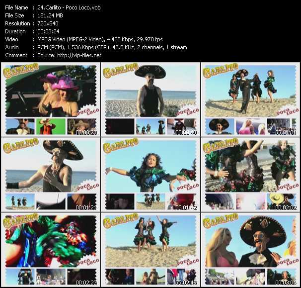 Carlito video screenshot