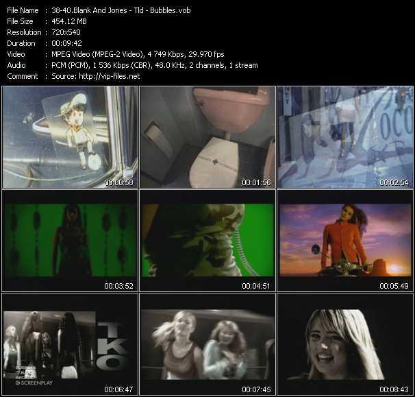 Blank And Jones - Tld - Bubbles video screenshot