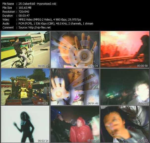 Oakenfold video screenshot