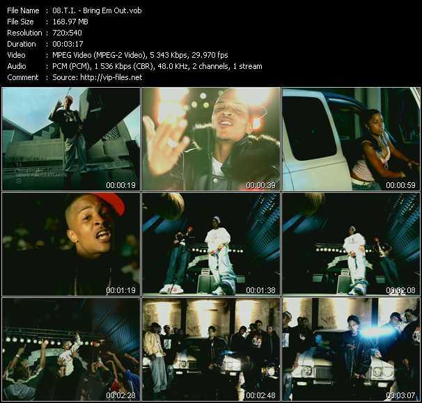 T.I. video screenshot