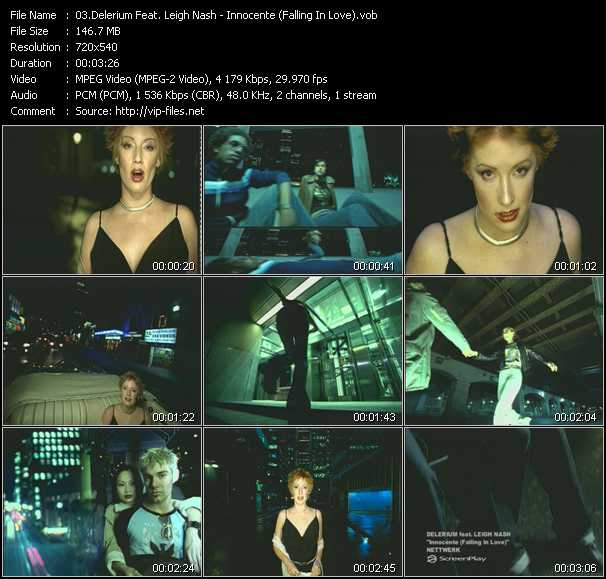 Delerium Feat. Leigh Nash video screenshot
