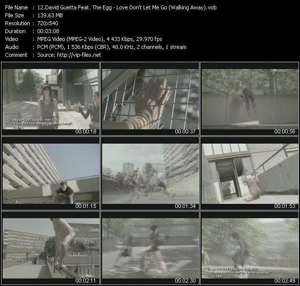 David Guetta Feat. The Egg video screenshot