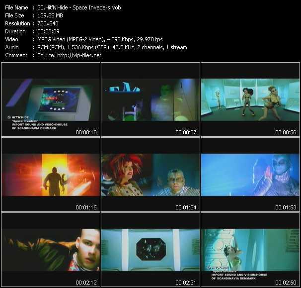 Hit'N'Hide video screenshot