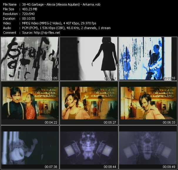 video Stupid Girl (Remix) - Gimme Love (Remix) - House On Fire (Club 69 Fired Up Mix) screen