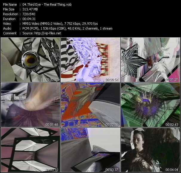 Third Eye video screenshot