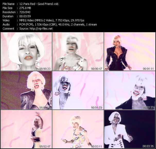 Paris Red video screenshot