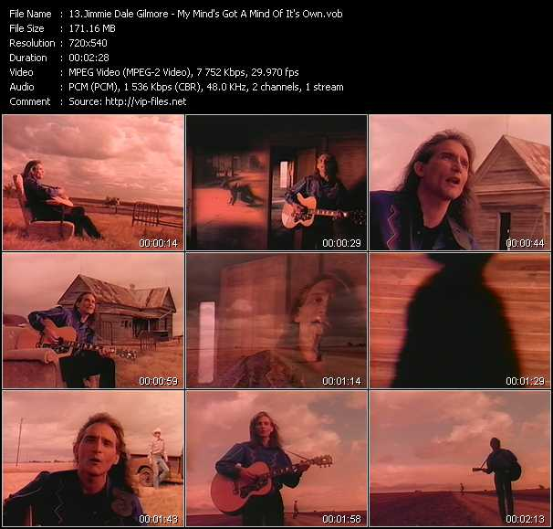 Jimmie Dale Gilmore video screenshot