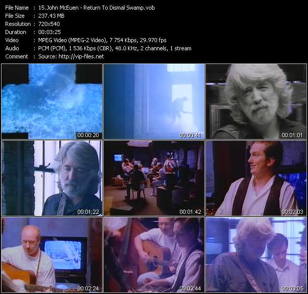 John McEuen video screenshot