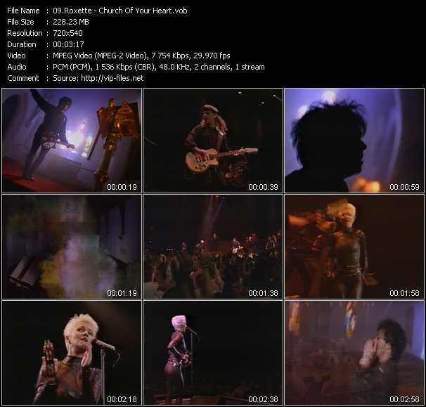 video Church Of Your Heart screen
