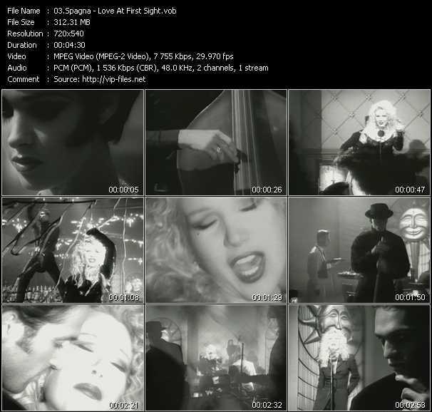 Spagna video screenshot