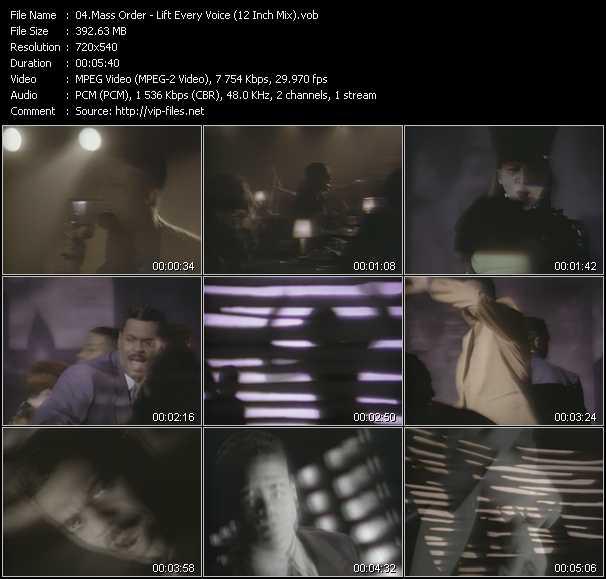 Mass Order video screenshot
