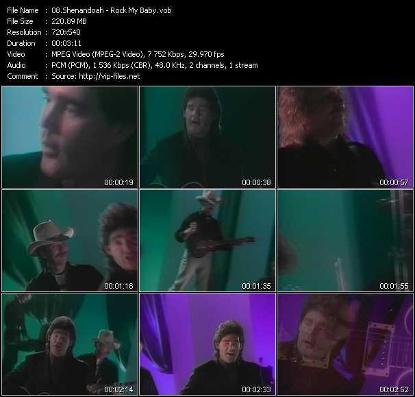 Shenandoah video screenshot