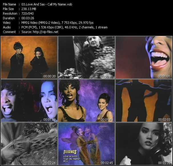 Love And Sas video screenshot