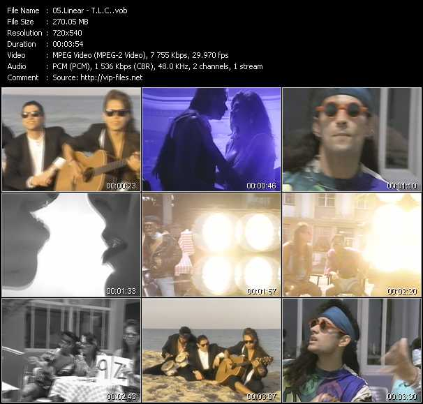 Linear video screenshot