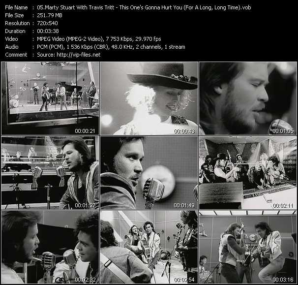 Marty Stuart With Travis Tritt video screenshot