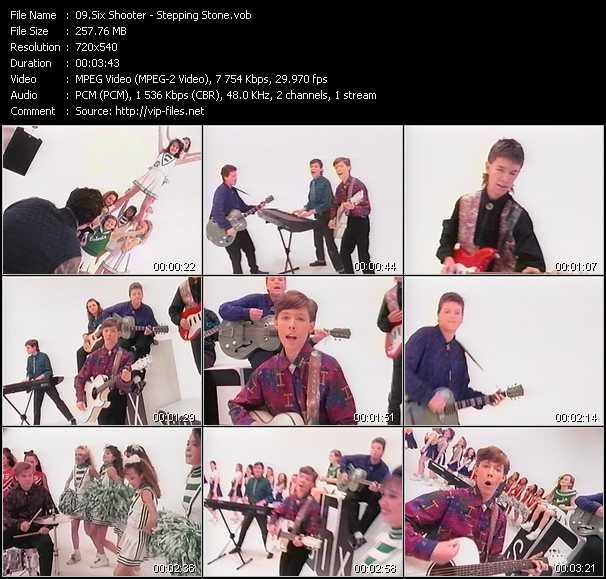 Six Shooter video screenshot