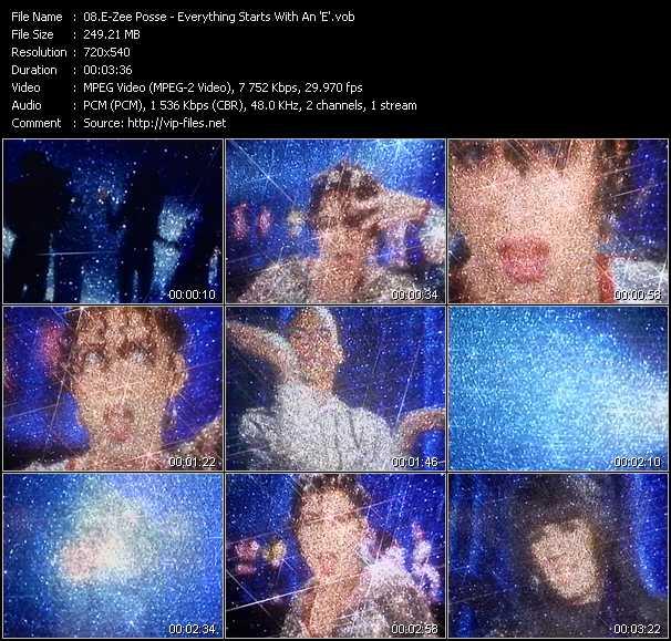E-Zee Possee video screenshot