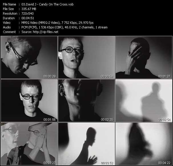 David J video screenshot