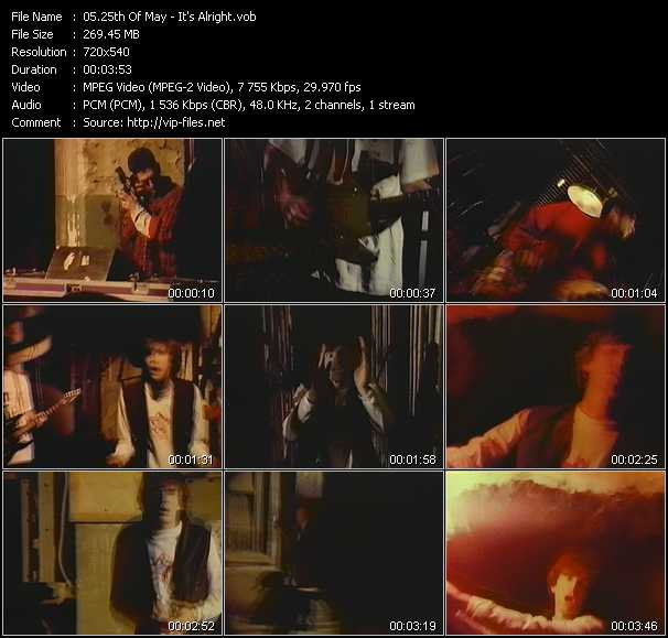 25th Of May video screenshot