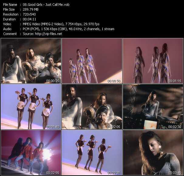 Good Girls video screenshot