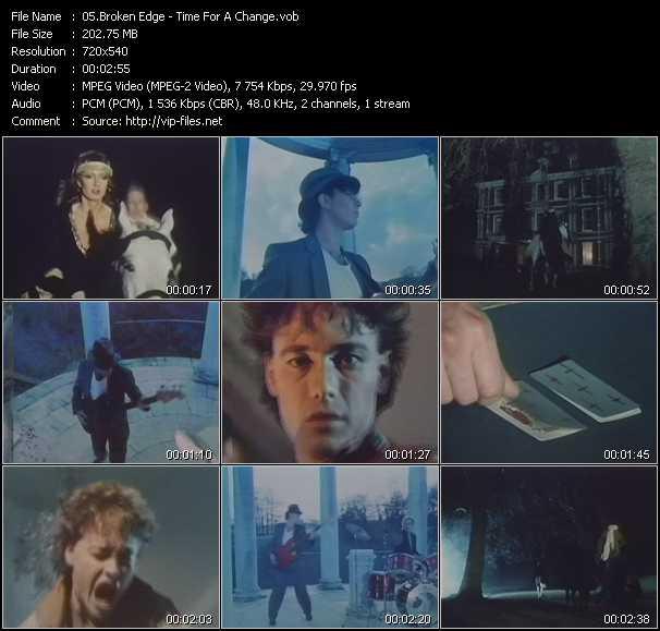Broken Edge video screenshot