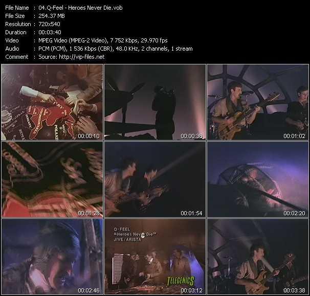 Q-Feel video screenshot