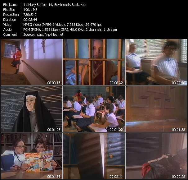 Mary Buffet video screenshot