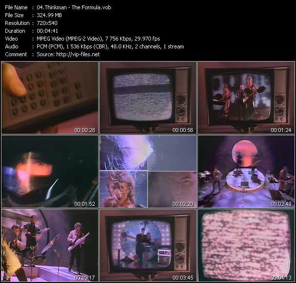 Thinkman video screenshot