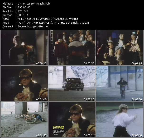 Ken Laszlo video screenshot